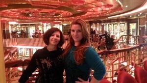 Tamara and Zoya